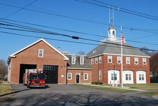 Central Fire Station 1