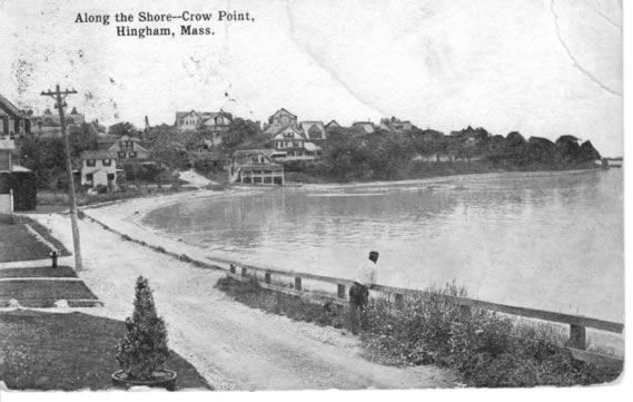 Along the Shore - Crow Point