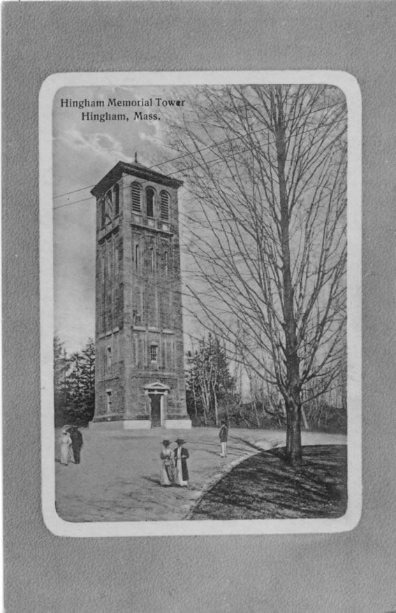 Hingham Memorial Tower